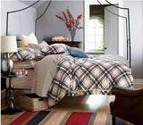 ST152 BURBERRY  INFUSION , 600 THREAD COTTON BEDDING SET