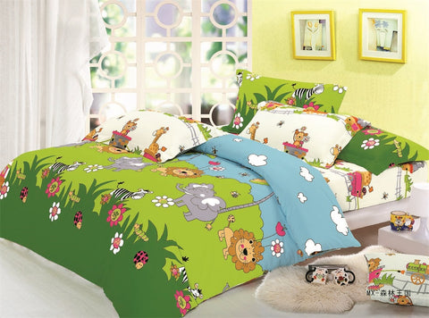 ST162  300 THREAD  COTTON BEDDING SET