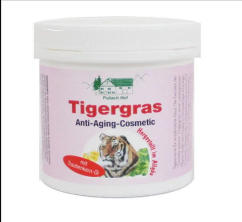 TIGER GRASS CREAM IN JAR