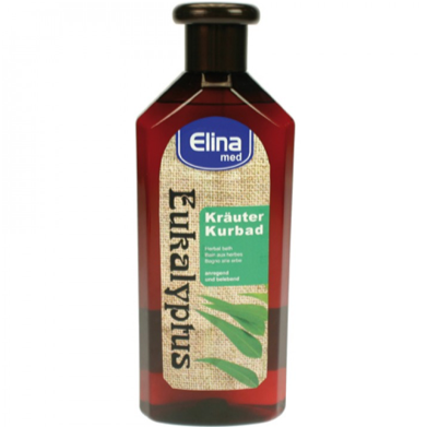 ELINA Eucalyptus Herbal Bath 500ml