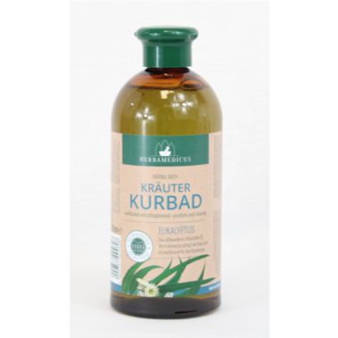 KRAUTER Eucalyptus Herbal Bath 500ml