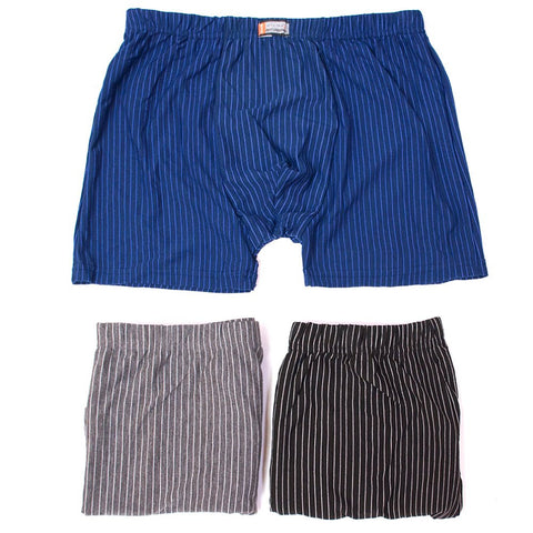 MEN COTTON BOXER