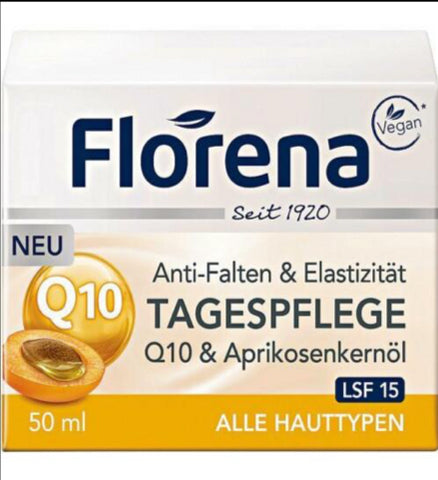 Florena ORGANIC Night Cream: anti - wrinkle       (45)