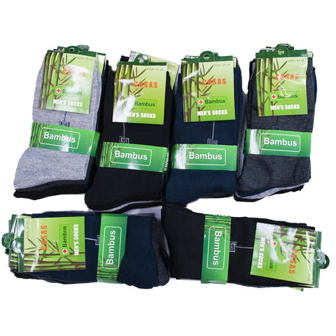 MAN BAMBOO DIABETIC    SOCKS