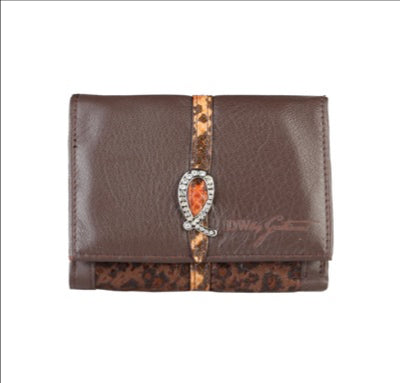 "WALLETS "" GATTINONI LEATHER WALLETS """