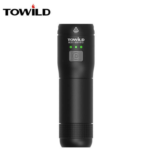 Towild BC01-600 innovative bike light--600 lumens