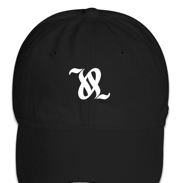 Vertigo Logo Dad Hat for Vertigo by vAustinL Logo on front