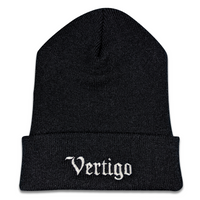 Vertigo Beanie for Vertigo by vAustinL