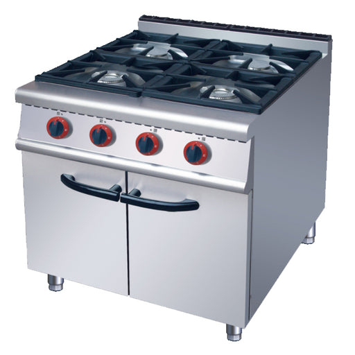 4 Burner Gas Range With Cabinet (Classic 700 Series)