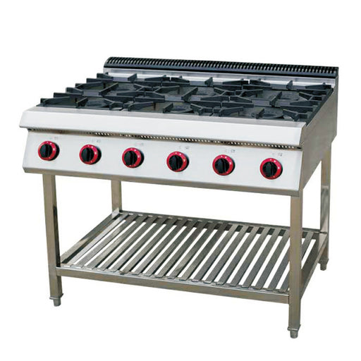 6 Burner Gas Range (Classic 700 Series)