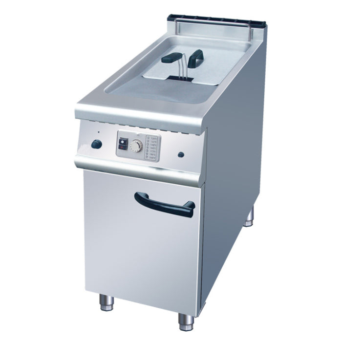 Gas 1 Tank Fryer With Cabinet (Classic 900 Series)