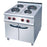 Electric 4 Hot-Plate Cooker (Round Plate) With Cabinet (Classic 700 Series)