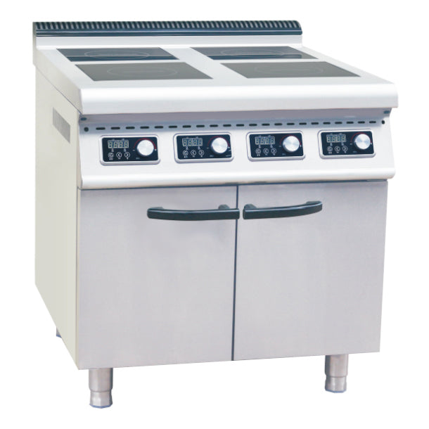 4 Plate Induction Cooker With Cabinet (Classic 900 Series)