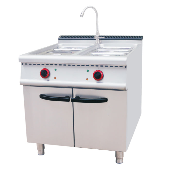 Electric Bain Marie With Cabinet (Classic 900 Series)