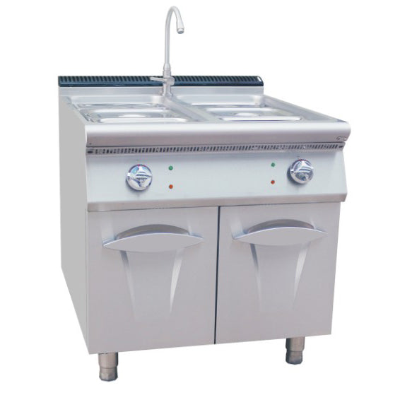 Electric Bain Marie With Cabinet (Luxury 700 Series)