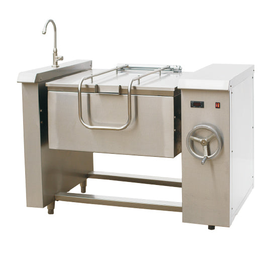 150L Gas Tilting Braising Pan