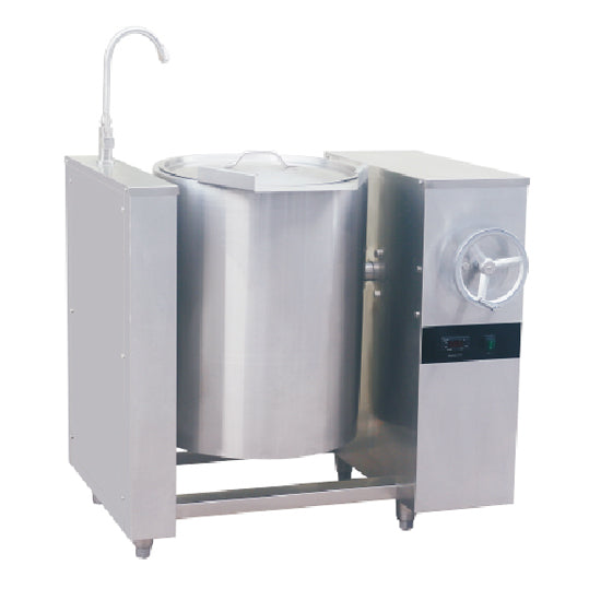 100L Electric Tilting Boiling Pan