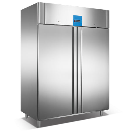 Upright Reach-In Freezer With 2 Door (Luxury Ventilated Series)
