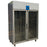 Upright Reach-In Freezer With 2 Glass Door (Luxury Ventilated Series)