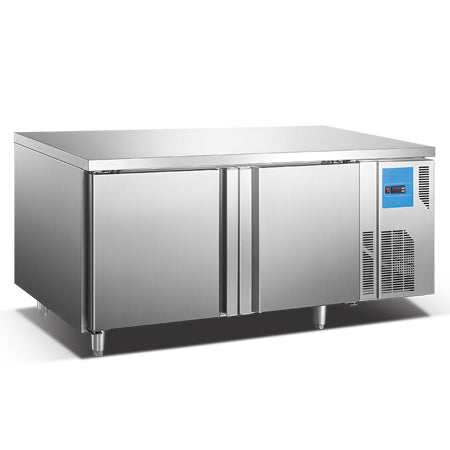 Counter Refrigerator With 2 Doors (Luxury Ventilated Series)