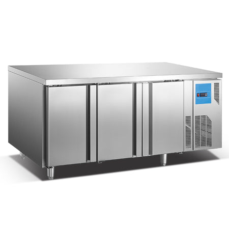 Counter Freezer With 3 Doors (Luxury Ventilated Series)