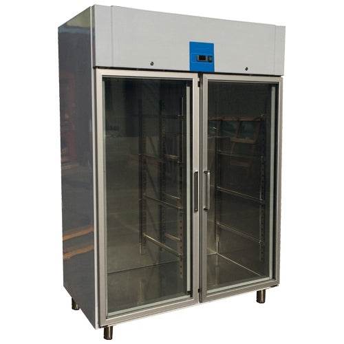 Upright Reach-In Refrigerator With 4 Half Glass Door (Engineering Ventilated Series)