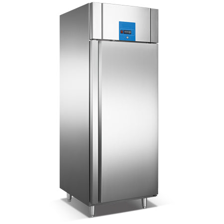 Upright Double Temperature Refrigerator With 2 Half Door (Engineering Static Cooling Series)