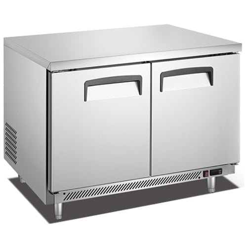 Under Counter Refrigerator With 2 Door