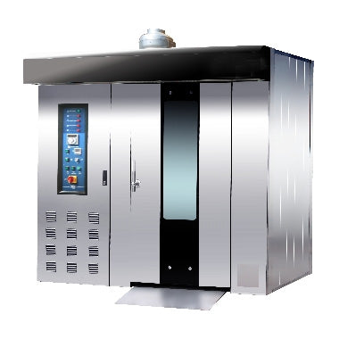 32 Tray Electric And Gas Dual-Purpose Roll-in Oven / Rotary Oven