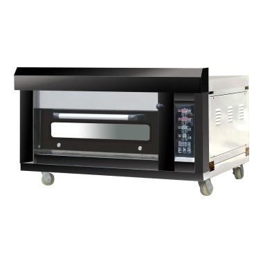 1 Deck And 2 Tray Gas Deck Oven (Luxury Series)