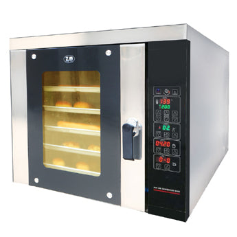 5 Tray Gas Convection Oven
