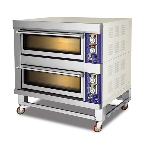 2 Deck 4 Tray Electric Deck Oven  (Standard Series)