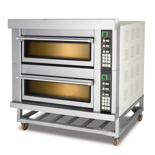 2 Deck 4 Tray Electric Deck Oven  (Smart Series)