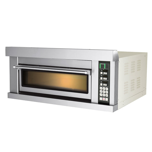 1 Deck 3 Tray Electric Deck Oven  (Smart Series)