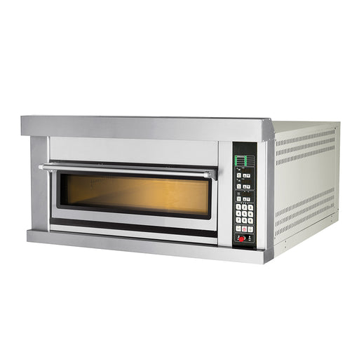 1 Deck 2 Tray Gas Deck Oven  (Smart Series)