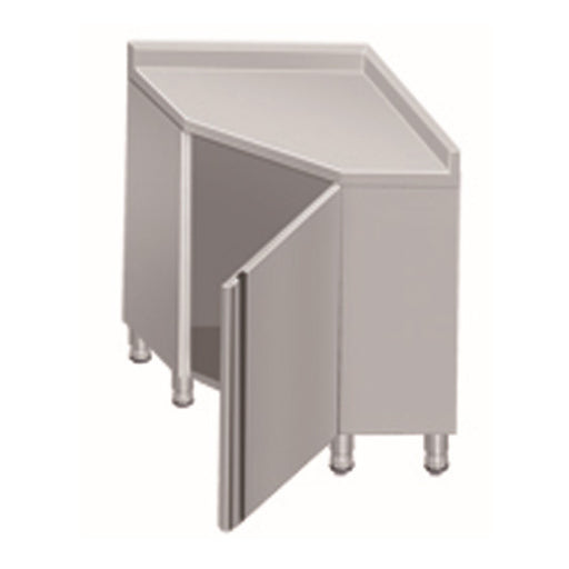 Stainless Steel Coner Cabinet