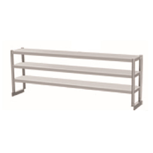 Stainless Steel 3-Tier Over Shelf