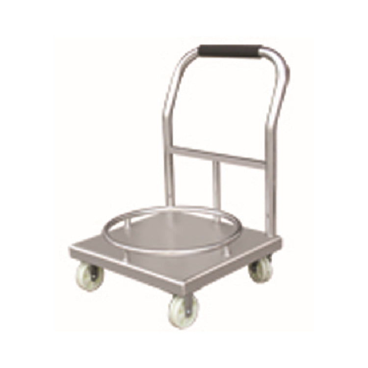 Stainless Steel Pot Trolley