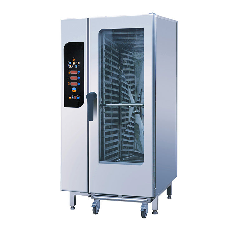 20 Tier 40 Tray Electric Combi Oven (Professional Series)