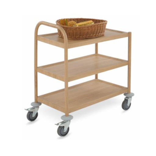 3-Tier Water Transfer Serving Trolley