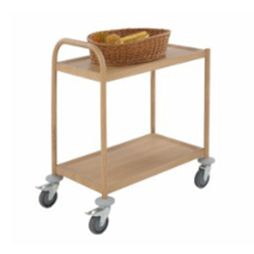 2-Tier Water Transfer Serving Trolley