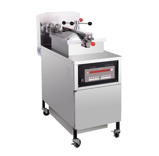 Electric Pressure Fryer with Oil Pump (Digital Control)