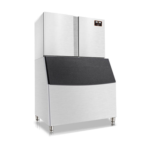 Commercial Cube Ice Machine - 900KG/24H