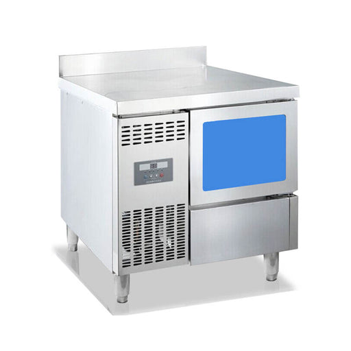 Commercial Desktop Cube Ice Machine - 50KG/24H