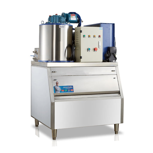 Commercial Flake Ice Machine - 500KG/24H