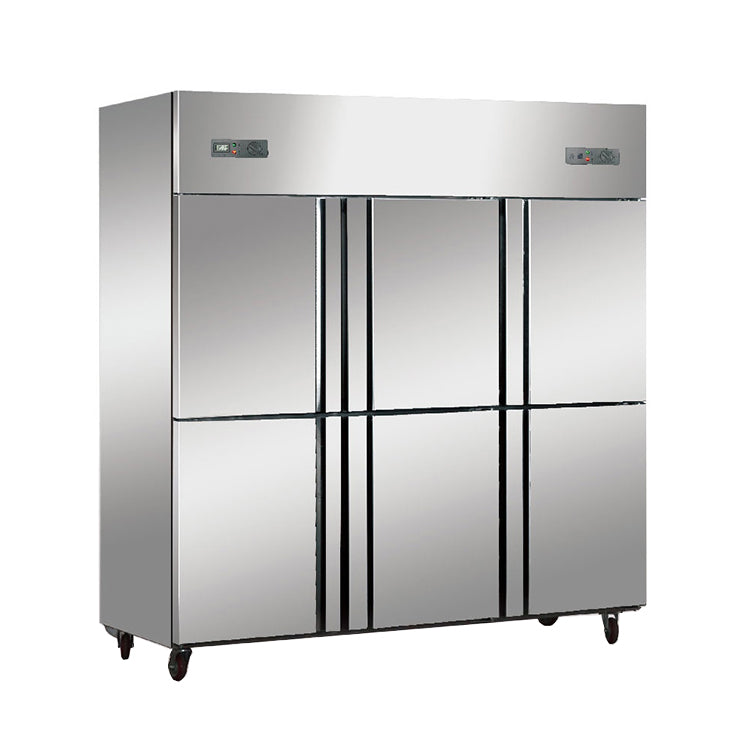 Upright Freezer With Six Door (Standard Ventilated Series)