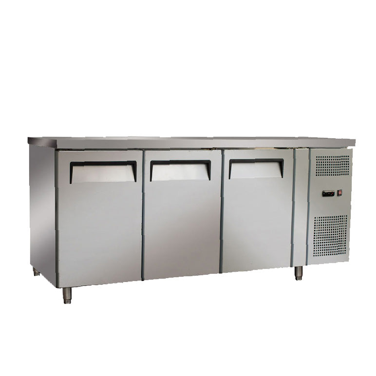 American Style Counter Freezer With Three Door (Standard Ventilated Series)