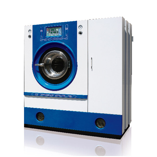 Oil Dry Cleaning Machine - 15KG (Fully Automatic, Fully Enclosed)