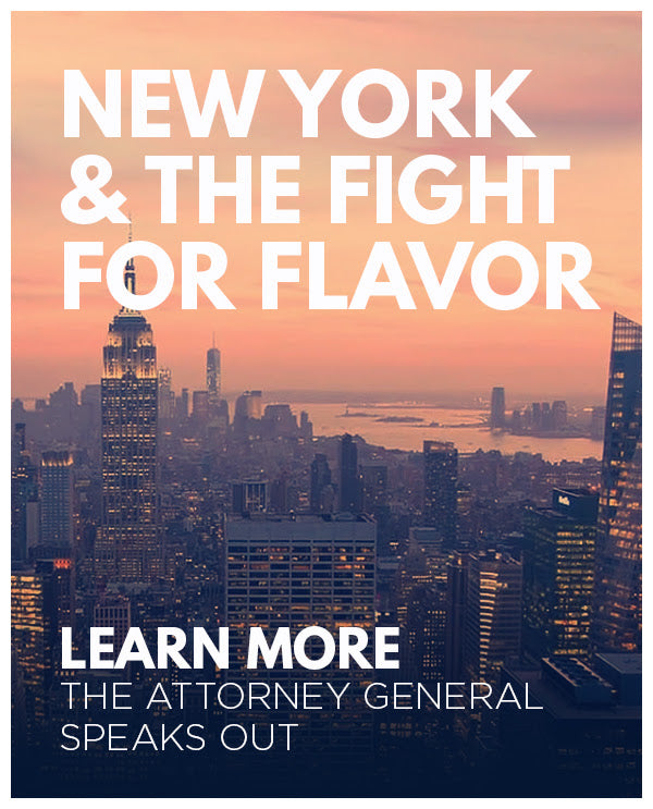 NY vaping: AG appeals judge's order that struck down emergency e-cigarette flavor ban