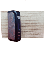 Arctic Dolphin Adonis 80w TC Stabilized Wood Box Mod